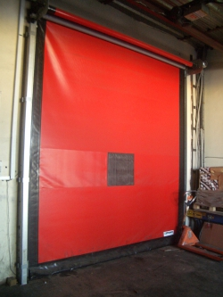 Скоростные ворота Dynaco M2 Compact, 3000Х3000