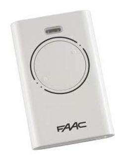 2-канальный передатчик FAAC XT2, 868 Мгц, код SLH