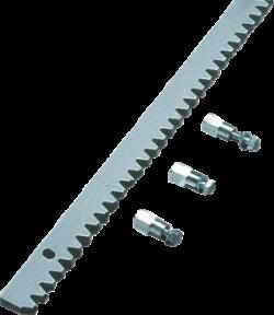 CVZ-S зубчатая рейка 1 метр
